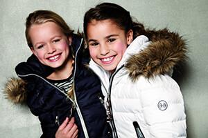 Kinder winterjassen